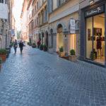 Appartamento in affitto Via Vittoria Roma zona Spagna